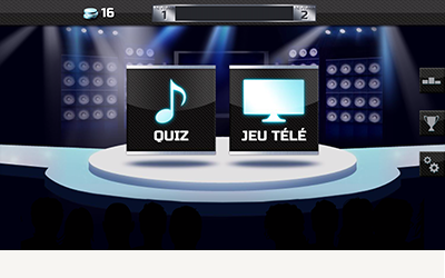 TVA On connait la chanson application mobile choix des fonctions